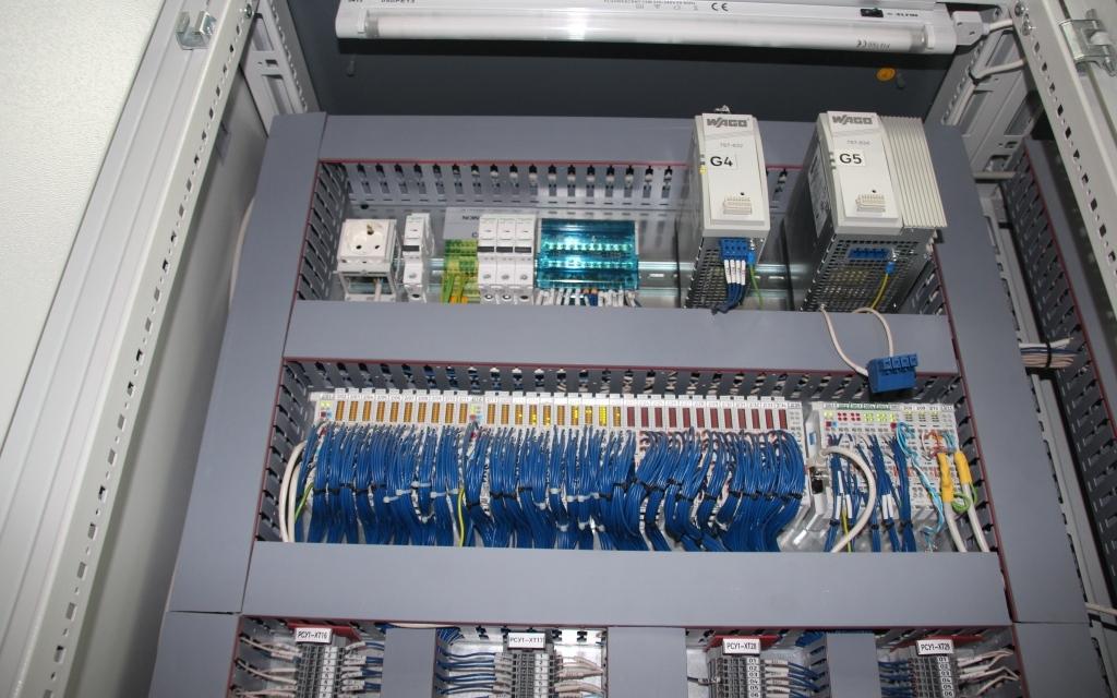 Шкаф контроллера
