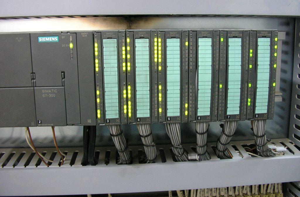Система автоматизации на базе Siemens SIMATIC S7-300